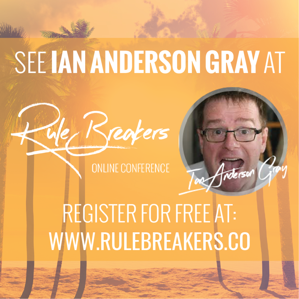 I'm speaking at the #RuleBreakers Conference in May.  It's big and it's free! https://t.co/GImSWgFvZy Join me! https://t.co/g25azAMOQ0