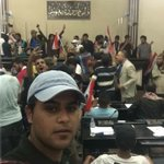 #Iraqi Parliament is taken by protesters. A natural end to the long process of stonewalling. https://t.co/MkQLch9NkK