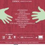 HOY, todo el día #MúsicaPorEcuador en el #MuseoPumapungo de @Cultura_Ec #Cuenca, una iniciativa ciudadana! https://t.co/OLjMmO966j