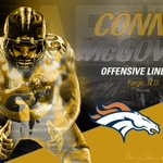 Congrats OL @McGovenator60! Drafted in the 5th Round (#144 overall) by the @Broncos #MizzouMade https://t.co/e7ANjtu4je