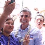 Estoy muy contento de saludar a mi gente linda de Xicotepec. Les hablaré sobre mi #PlanParaPuebla ???? https://t.co/5f2YpOJej6