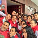 Todos los jóvenes con @SoyBlancaAlcala ¡gobernadora! @MFBeltrones @CarolinaMonroy_ @ICADEP #Puebla https://t.co/m7tllkRo7p