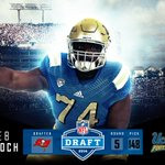 From #UCLA to Tampa Bay. Congrats to the newest member of the @TBBuccaneers @CalebBenenoch. #NFLBruins #NFLDraft https://t.co/obuMJ7rFGq