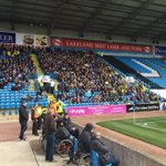 Which club takes 2,283 fans on a 550 mile round trip, with the Chairman & Board mixing with fans? OXFORD UNITED! https://t.co/cWrtiiFqgb