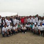La fuerza y entusiasmo de los jóvenes presente hoy en #SanPabloXochimehuacán con @SoyBlancaAlcala https://t.co/15O0SfXR9D