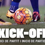 The game is under way in the Benito Villamarín between #BetisFCB - Força Barça! #fcblive https://t.co/zns6i68Q1N
