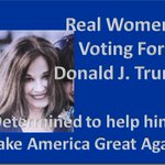 Real Women Support Donald J. Trump! We are MILLIONS & we will help him END Hillary Clinton! ✔️ VOTE #Trump2016 #MAGA https://t.co/vKzQQI2fky