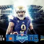 From #UCLA to Cleveland. Congrats to the newest member of the @Browns @JordanPayton. #NFLBruins #NFLDraft https://t.co/iONjbT2VQe
