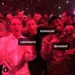 Calvin Harris, Diplo, DJ Mustard e Liam Payne prestigiaram a ANTI TOUR ontem em Las Vegas. #ANTIWORLDTOUR https://t.co/K5FSob4xOa