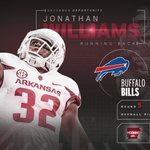 🏈 @Jwillpart2 TO THE @buffalobills!  #ProHogs #NFLDraft https://t.co/KPVRf1Jezy