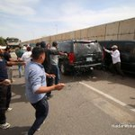Protesters attack cars near Iraq parliament after breaking into Baghdads Green Zone https://t.co/uIPlalqty6