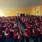 Apunto de comenzar #EstamosACuadro https://t.co/5EtmtQDhk2