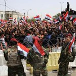 Hundreds Of Protesters Storm Iraqi Parliament In Baghdad https://t.co/QmFgD95uvd #Liberal #Democrat https://t.co/bALm7RYlVs