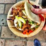 Gorgeous bao @Streatglasgow from @chompskyfood #baobuns #glasgow #food https://t.co/M0T4AivqGf