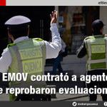 La @emov_ep contrató a agentes que reprobaron evaluaciones- https://t.co/tt5oYkNdzz https://t.co/ElGqCEdo4b