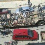 اهالي #حلب استشهدوا على ارضها ودفنوا على مشارفها لان البراميل المتفجرة تتساقط في كل وقتا وحين #حلب_تحترق #حلب_تباد https://t.co/J5lkHX0tI2