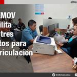 La @emov_ep habilita hoy tres puntos para matriculación- #Cuenca https://t.co/t6sfPJtLd4 https://t.co/MueK03d0IO