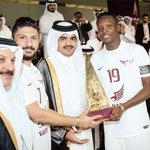 الشيخ جوعان يتوج #الجيش بطلا لكأس #قطر لكرة القدم https://t.co/BeFE4vCON5 @QSL @QFA @EljaishSC #قطر https://t.co/vv4BguyQem