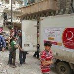 #أخبار_قطر  #قطر_الخيرية أول جمعية قطرية وصلت لداخل #حلب https://t.co/c15ls64Bv3 #اغيثوا_حلب #سوريا https://t.co/5CFnzhdEaA