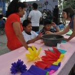 Niñas y niños de la col. Patios de la Estación en #Cuernavaca celebran su día. https://t.co/cZ68Kx6psm