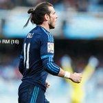Así celebró @GarethBale11 el gol ante la Real Sociedad. ¡¡Vamos!! Real Sociedad 0 - 1 Real Madrid. #RMLiga https://t.co/k4GaC34l6K