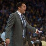 New Lakers coach Luke Walton speaks on what led him to take the job https://t.co/RNUQiokeMj https://t.co/5DmaztV74m