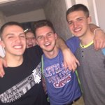 Hbd buds hope its a good one, 20 is a prime year #ICUMoose #SupCheesus  @ah_smiles3 @zherms13 https://t.co/AASGro8Ihs