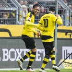 So tanzt man in Dortmund in den Mai! // Are we human? Or are we dancer? #bvbwob https://t.co/cslCAKF0Q4