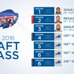 Weve added three on D. Whos next? Day three of the #NFLDraft starts right NOW! https://t.co/zJKJDDOlc5