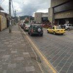 La Calle Larga, vía de acceso a Pumapungo está ya funcionando con normalidad. Inicia el concierto #MúsicaPorEcuador https://t.co/EPXBuqaNVl