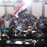 Followers of cleric Muqtada al-Sadr breach Baghdads Green Zone, storm parliament. https://t.co/9ibij8yWt6 https://t.co/FwwM33luCe