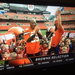 Southern Miss legend Hanford Dixon part of Cleveland Browns first 4th-round pick announcement. https://t.co/kThiHr41BU