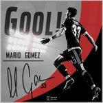  GOOOOOL   GOOOOOOOOLLL   GOOOOOOOOOOOOOLLLLLL  SUPER MARIO GOMEZ 1-0 ÖNDEYİZ! https://t.co/jRXUVOZQMC