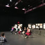 Mbuzeni at #NVNV2016 Int'l Playwrights Initiative at #MarylandDay @TheClariceUMD https://t.co/7qNXaO3IHX