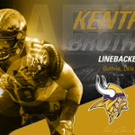 Congrats LB @Kentrell_Mizzou! Drafted in the 5th Round (#160 overall) by the @Vikings #MizzouMade https://t.co/nDMTs2tifZ