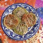 En #Puebla puedes disfrutar de unas deliciosas #Chalupas ¡Buen Provecho! https://t.co/3gjGAsTmZv