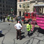 Woman on scooter hit, killed by duck boat near Boston Common https://t.co/rcbdQmLjSA https://t.co/8VCaDEAgs5