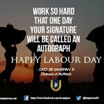 Wishing everyone Happy Labour Day! https://t.co/SGWgPVt6H4