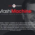 Prueba la #MashiMachine. Ya tenemos 14.254 videos creados por ustedes en menos de 12 horas. https://t.co/iKLFVKMFcb https://t.co/537ohzPN4R