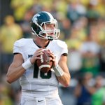 With the No. 100 pick, the Oakland Raiders select QB Connor Cook out of Michigan St. https://t.co/xeLjHOwyRF