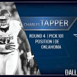 Welcome to Dallas @Takeflightchuck #CowboysDraft https://t.co/y8rBSohP17