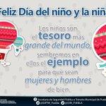 Nuestr@s niñ@s son grandes maestr@s, diariamente nos muestran lo importante de la vida #FelizDíaDelNiño https://t.co/g7iCh5oosW