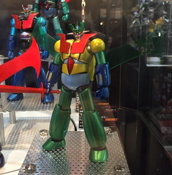 スーパーロボット超合金「マジンガーZ 鋼鉄ジーグカラー」発売決定 https://t.co/djETnKNig7 いみわからん https://t.co/3ir4cjDY20