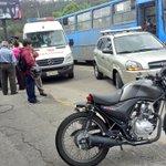 Motociclista herido por choque con vehículo, en Av 10 de Agosto y Geranios #Cuenca @mercurioec https://t.co/7fUWLKvUnJ