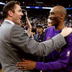 """""""I used to call him the next Phil Jackson. Hes an average player with a messed up back."""" - Kobe on Luke Walton https://t.co/6zL06OGSIN"""