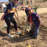 Its Arbor Day in Visalia!! Many thanks to the volunteers who helped enhance Harrell Grove! https://t.co/yMr4G5EkSa