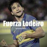 Nico #Lodeiro se rompió en el 1T, salió a jugar el 2T roto y metió un gol.  #EstoEsBoca 💙💛💙#FuerzaLodeiro 🇺🇾 https://t.co/3USnV1x4vU