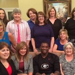 Heres a picture of Malcolm Mitchell and his book club. Seriously. https://t.co/RFvgJlVpFZ