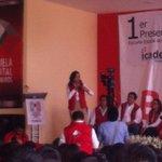 """""""El PRI que queremos es de sangre nueva"""" @SoyBlancaAlcala #CuadrosconBlanca https://t.co/IELJEAgx7S"""