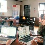 Más de 100 inscritos, 30 cupos, 40 participantes #DjangoGirl #Cuenca rompe expectativas #CuencaCiudadDigital https://t.co/3417vl3KLX